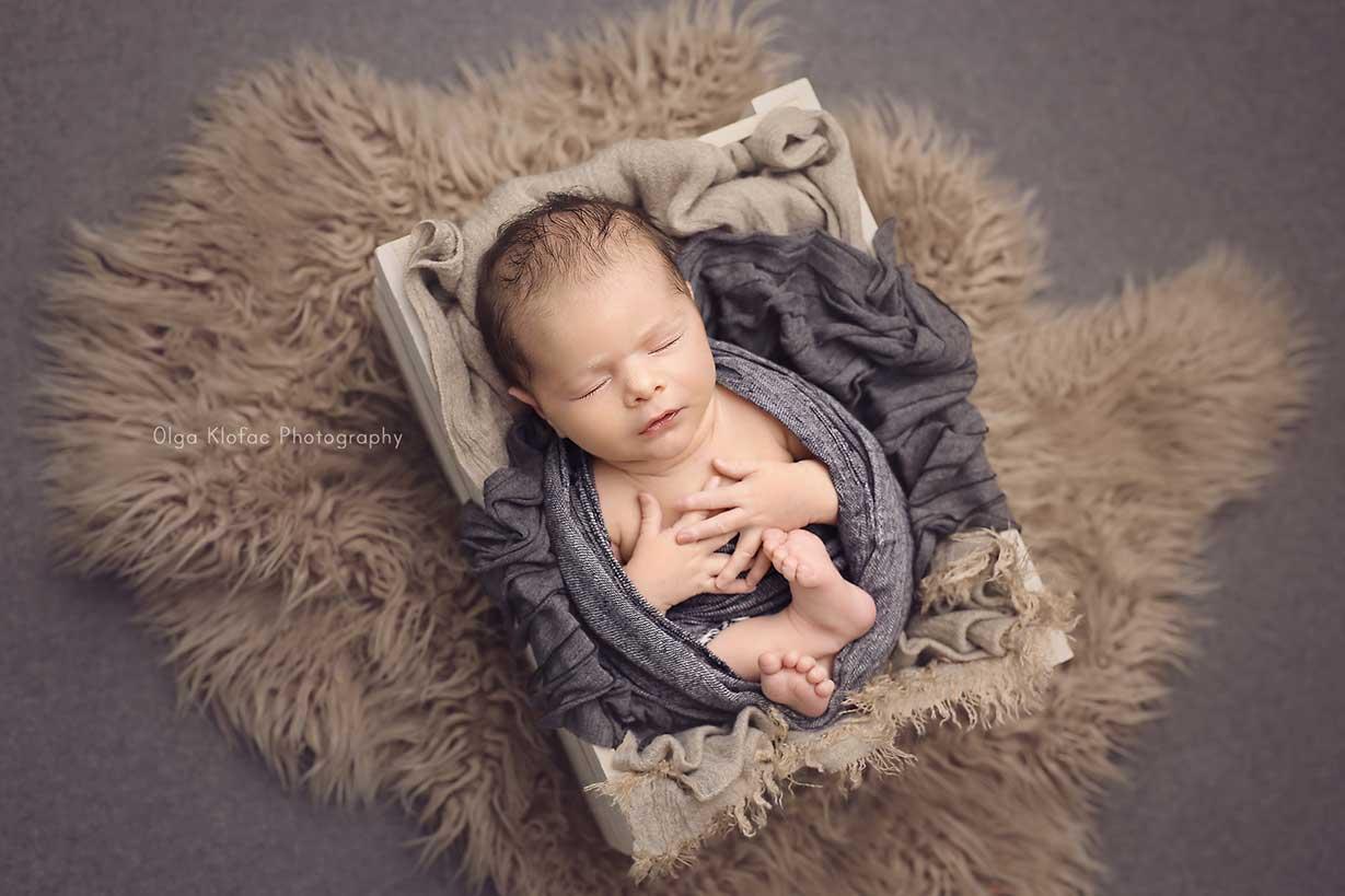 Newborn photo session by Olga Klofac Photography Mayo Sligo Roscommon Galway