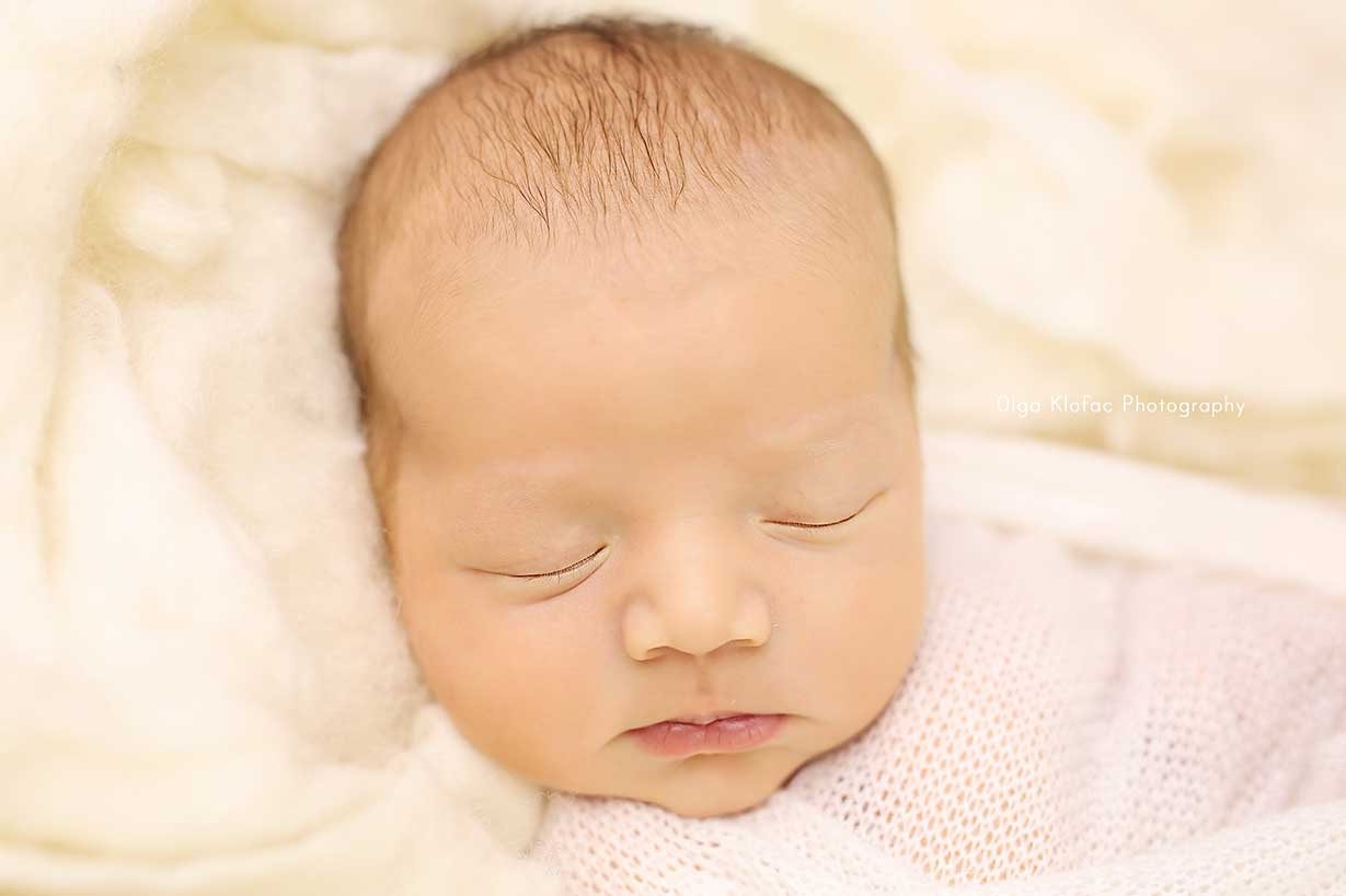 Newborn photo session by Olga Klofac Photography Mayo Sligo Roscommon Galway