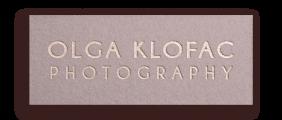 Olga Klofac Photography Logo