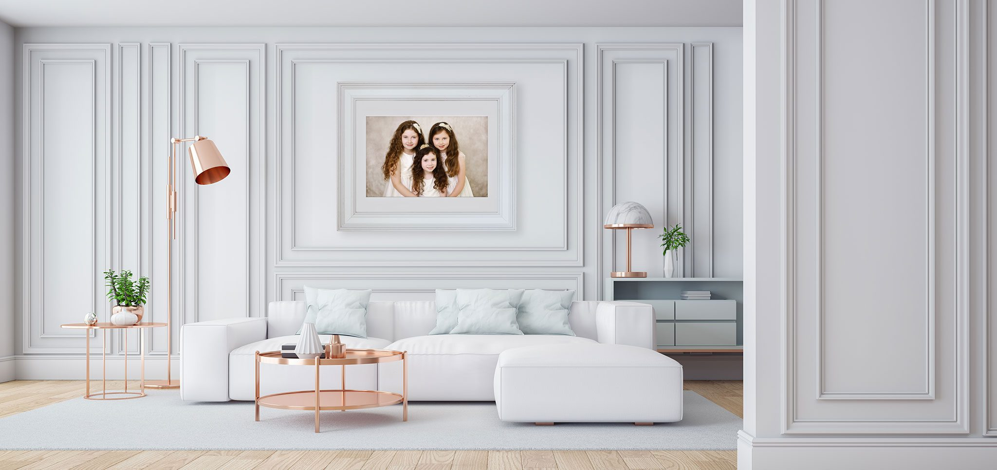 wall frame by olga klofac photography, portrait photographer, family photographer, kids photographer Mayo Sligo Roscommon Galway Leitrim, professional headshots, women portraits