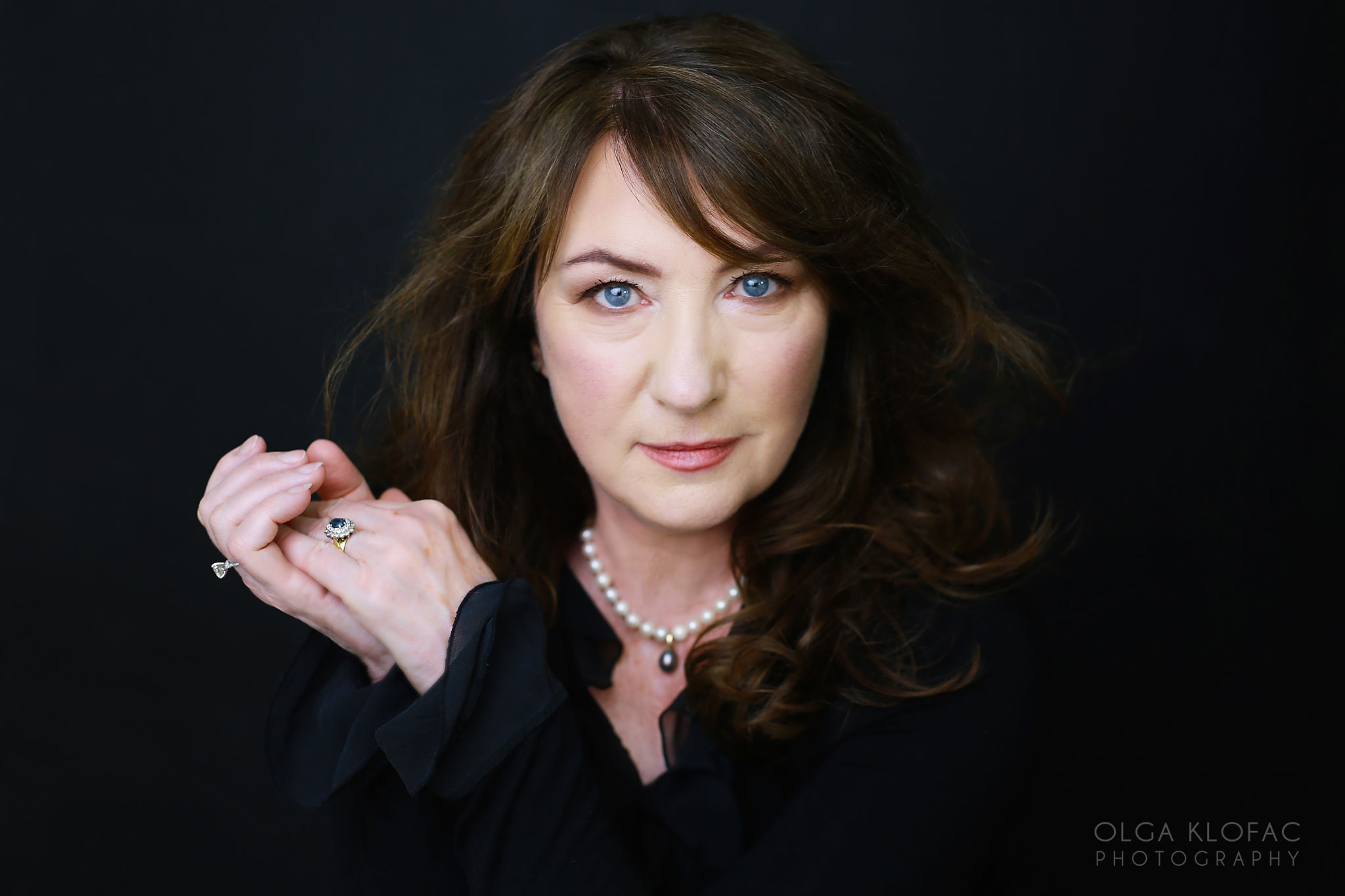 magazine style photoshoot for women in their sixties by olga klofac photography, portrait photographer Mayo Sligo Roscommon Galway Leitrim, professional headshots, women portraits