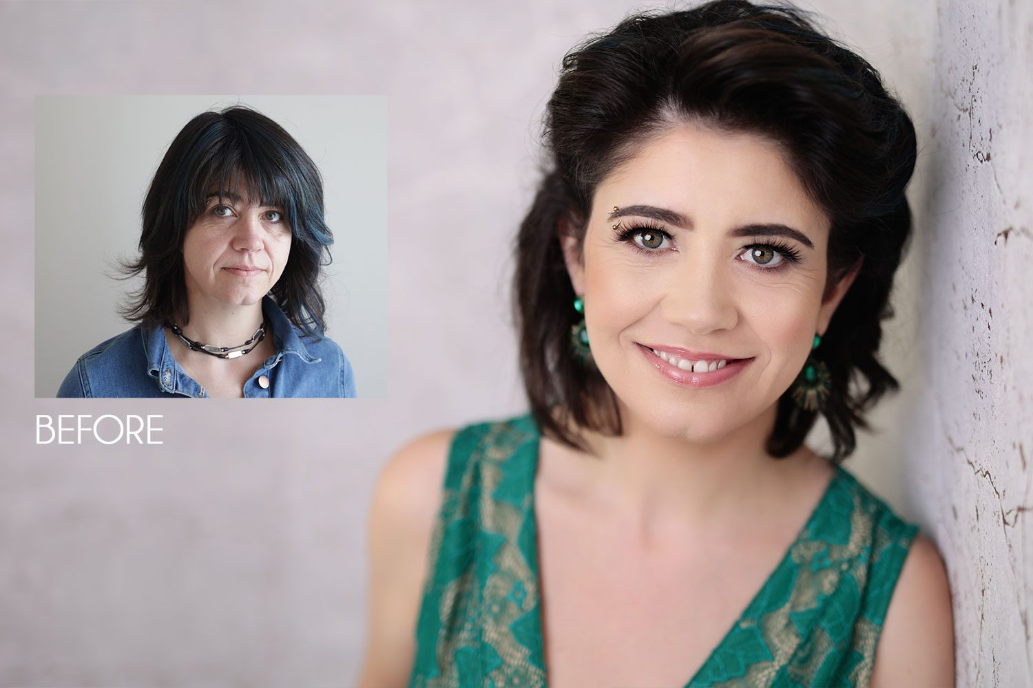 olga klofac photography, portrait photographer Mayo Sligo Roscommon Galway Leitrim, professional headshots, women portraits, makeover