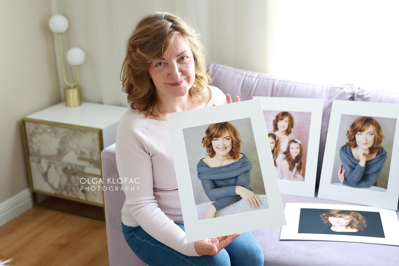 magazine style photoshoot for women in their sixties by olga klofac photography, portrait photographer Mayo Sligo Roscommon Galway Leitrim, professional headshots, women portraits