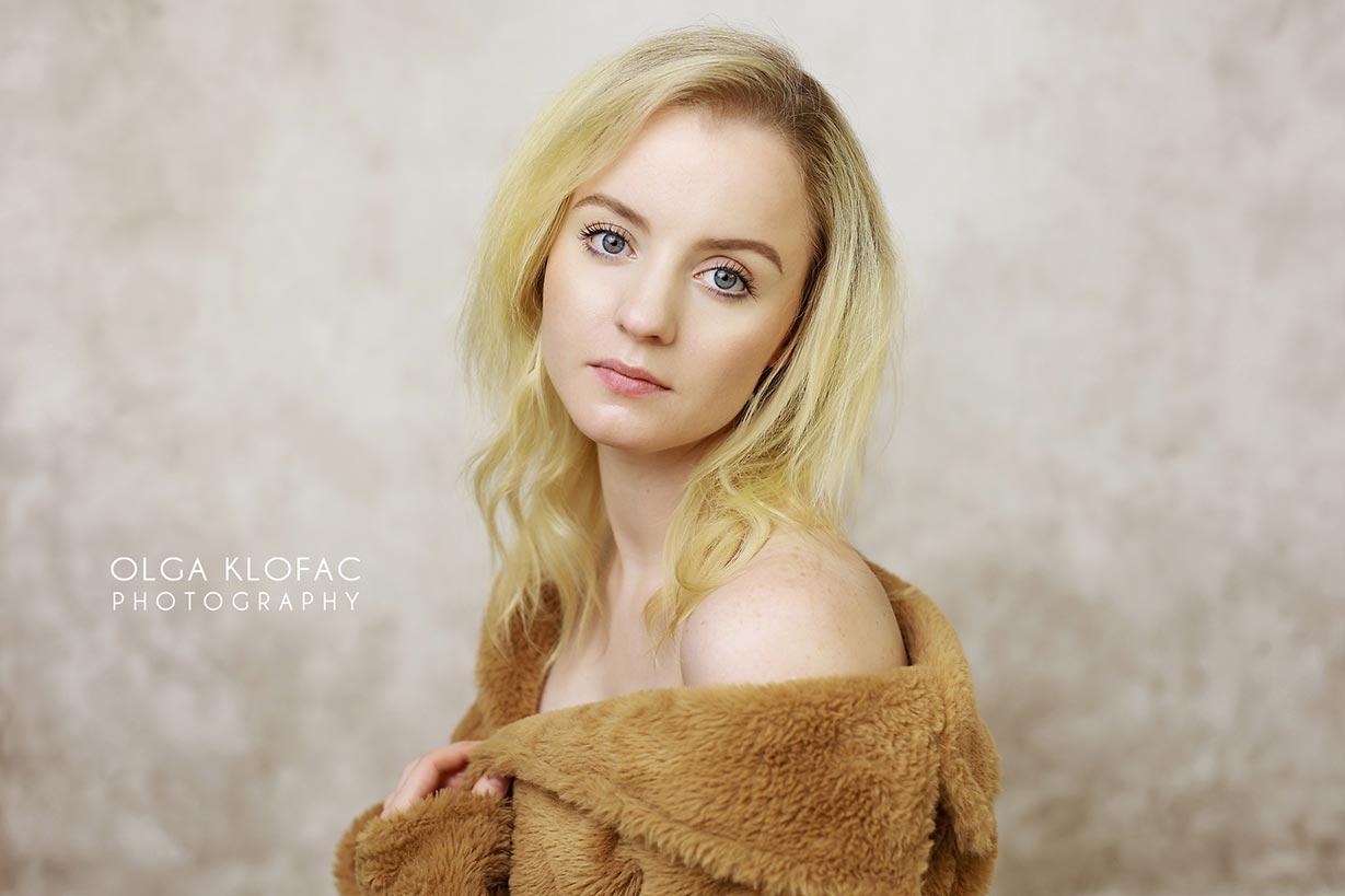 women's portraits by olga klofac photography, portrait photographer Mayo Sligo Roscommon Galway Leitrim